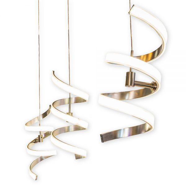 lámpara metallic